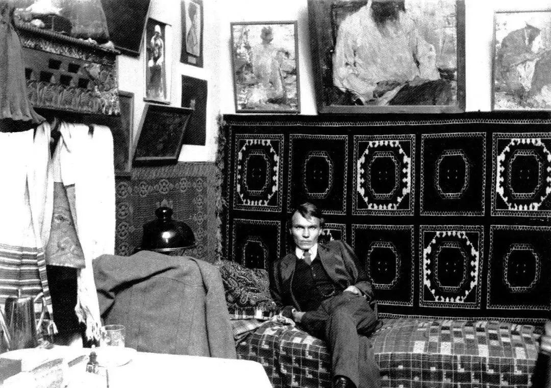 一个身在异国的孤独破壁者——费钦插图45