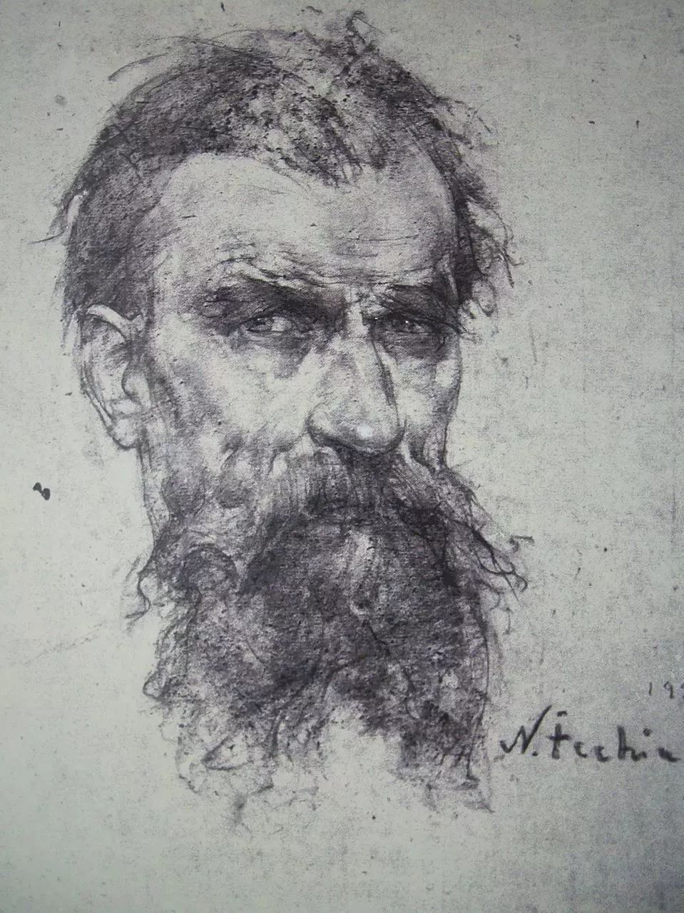 一个身在异国的孤独破壁者——费钦插图185