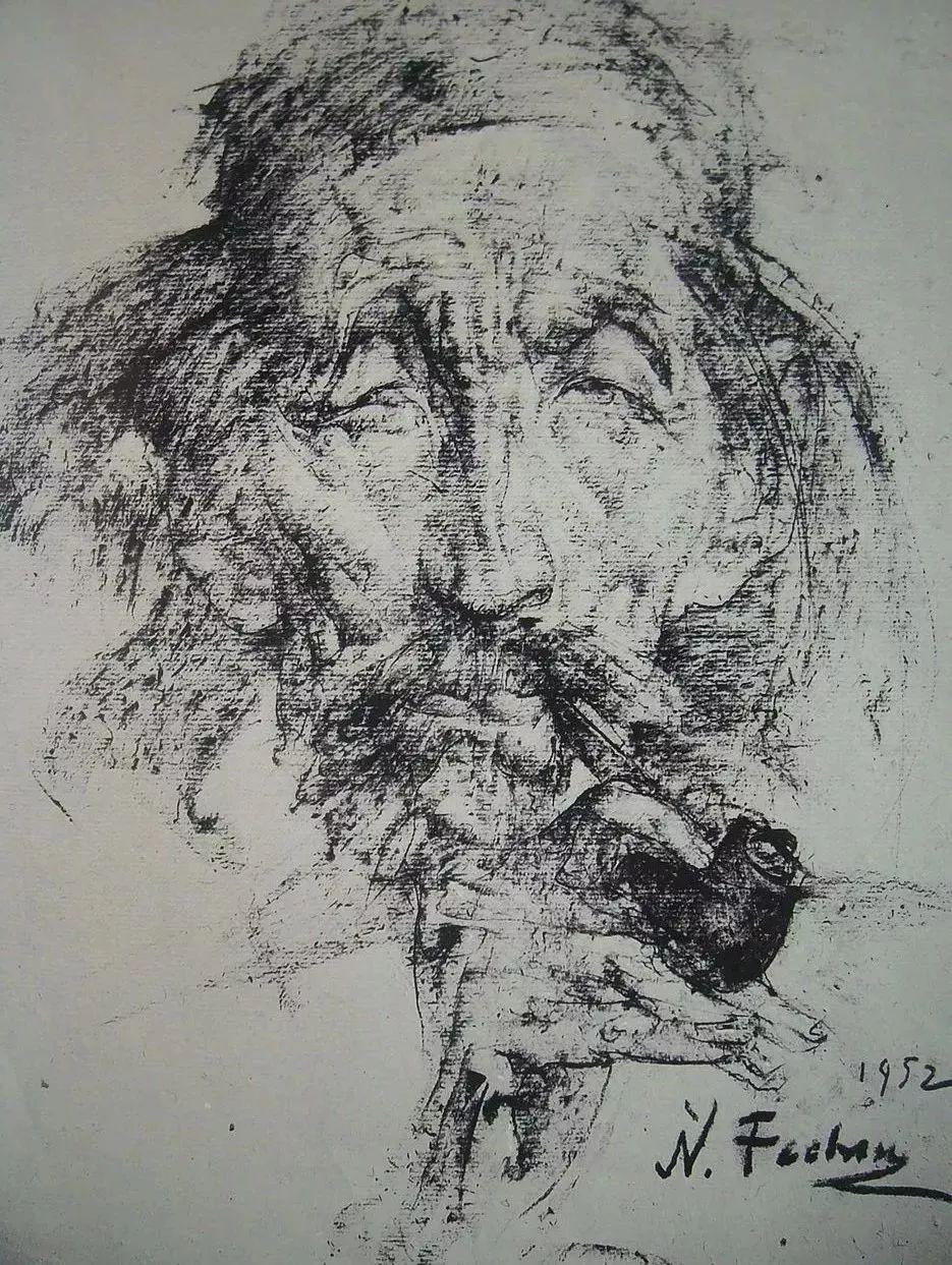 一个身在异国的孤独破壁者——费钦插图187
