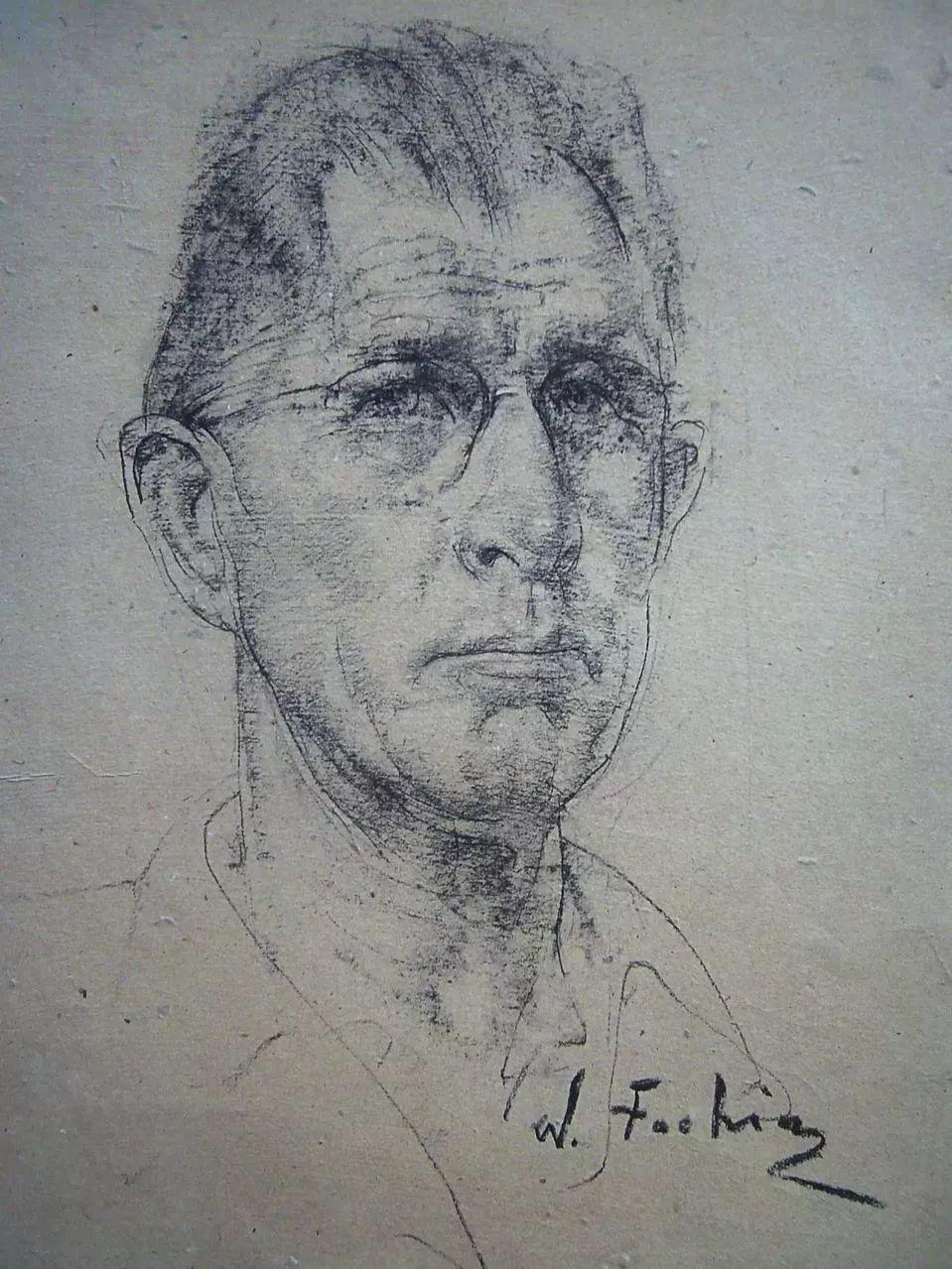 一个身在异国的孤独破壁者——费钦插图189