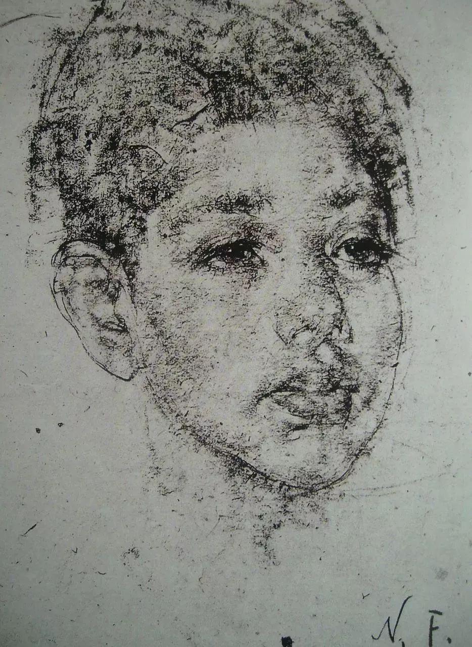 一个身在异国的孤独破壁者——费钦插图193