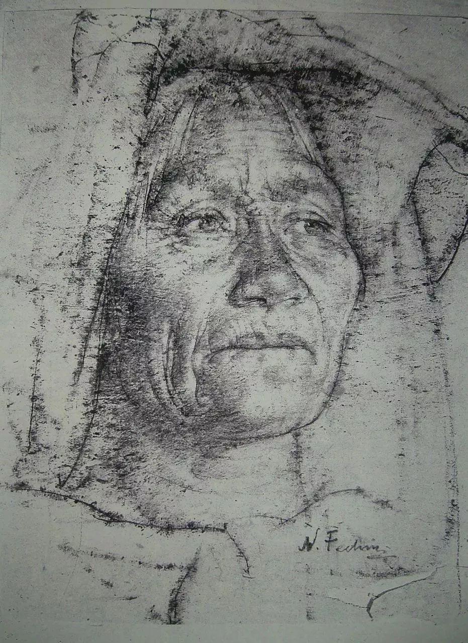 一个身在异国的孤独破壁者——费钦插图211