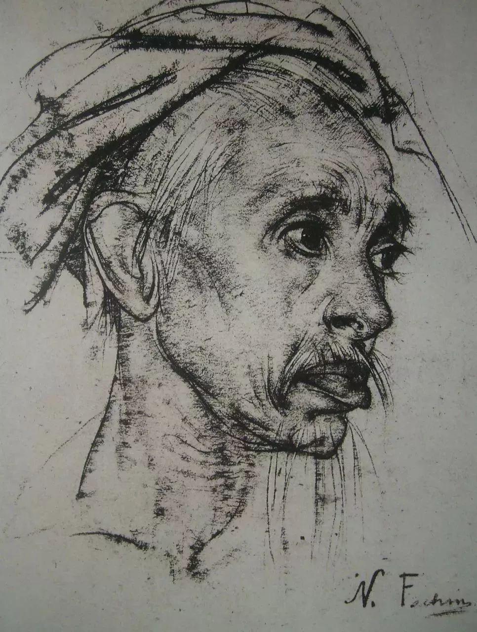 一个身在异国的孤独破壁者——费钦插图217