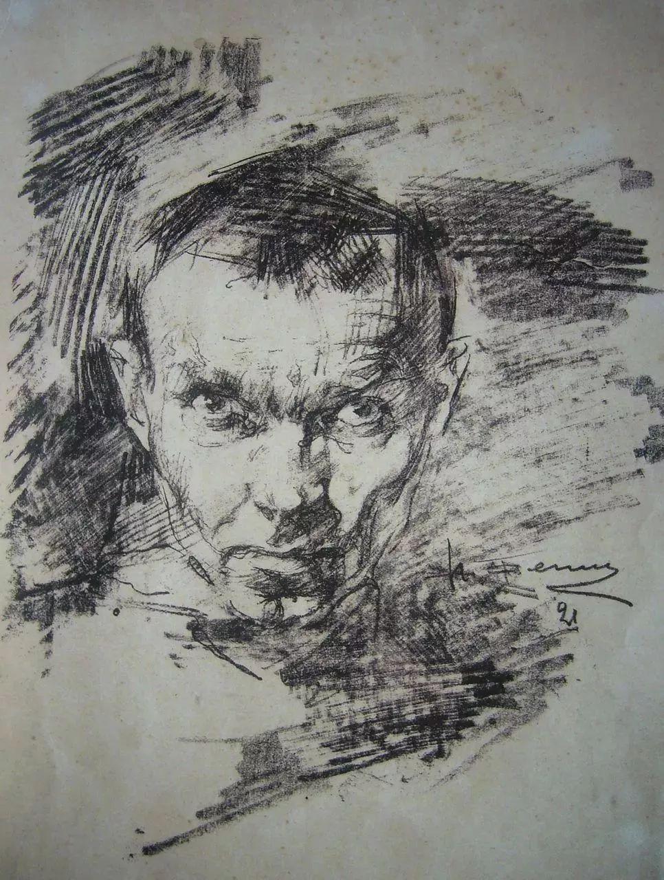 一个身在异国的孤独破壁者——费钦插图219