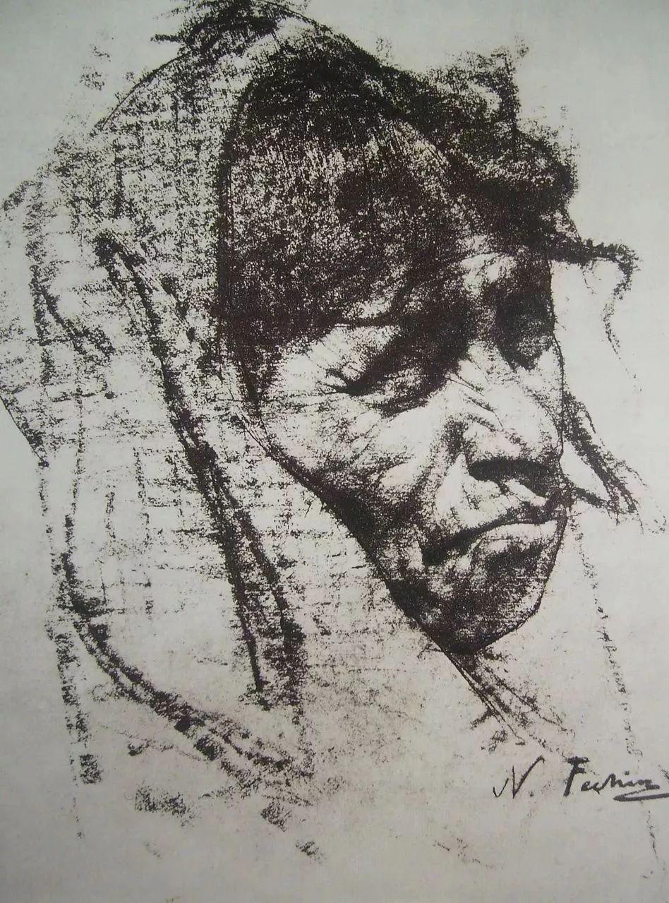 一个身在异国的孤独破壁者——费钦插图225