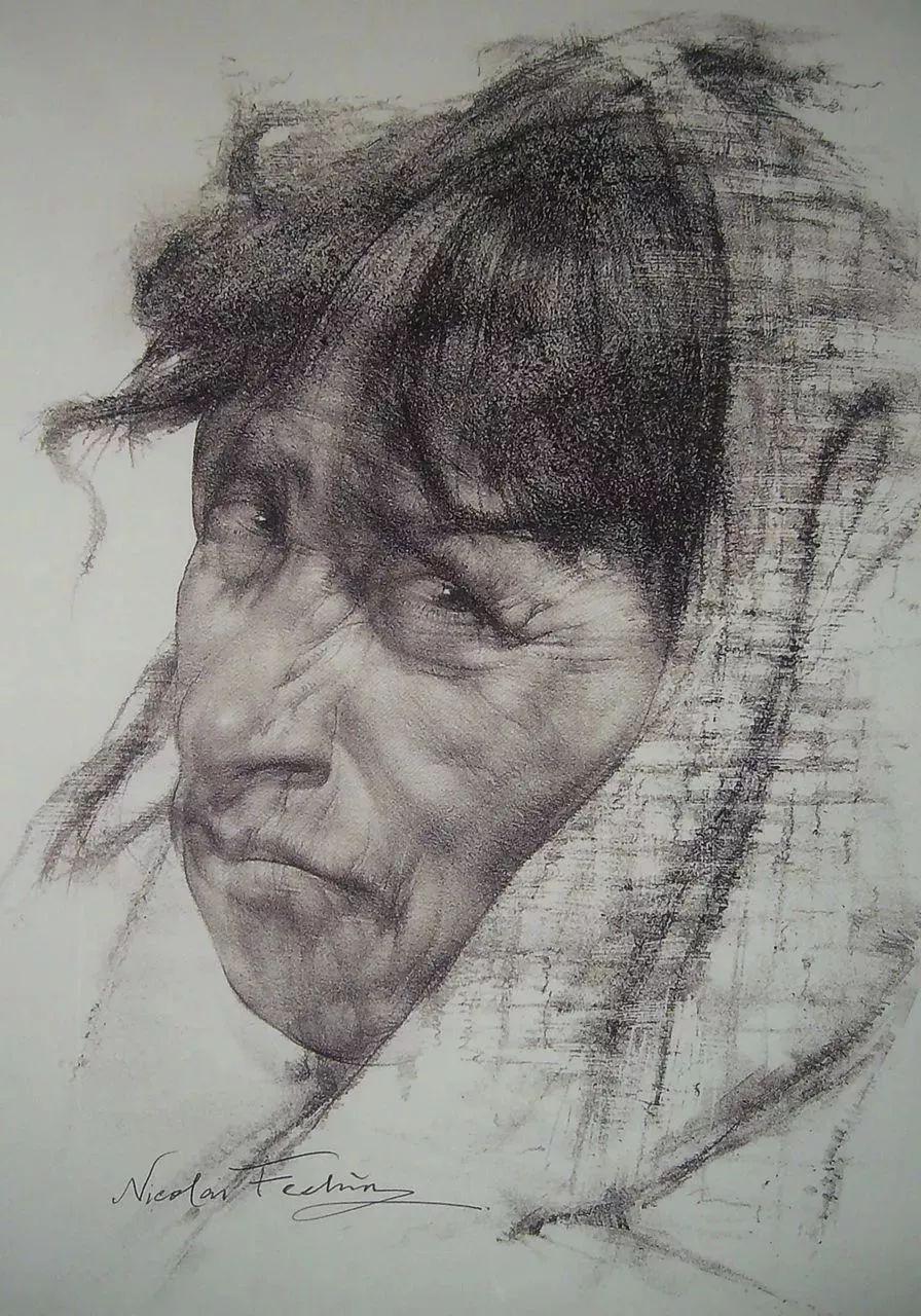 一个身在异国的孤独破壁者——费钦插图227
