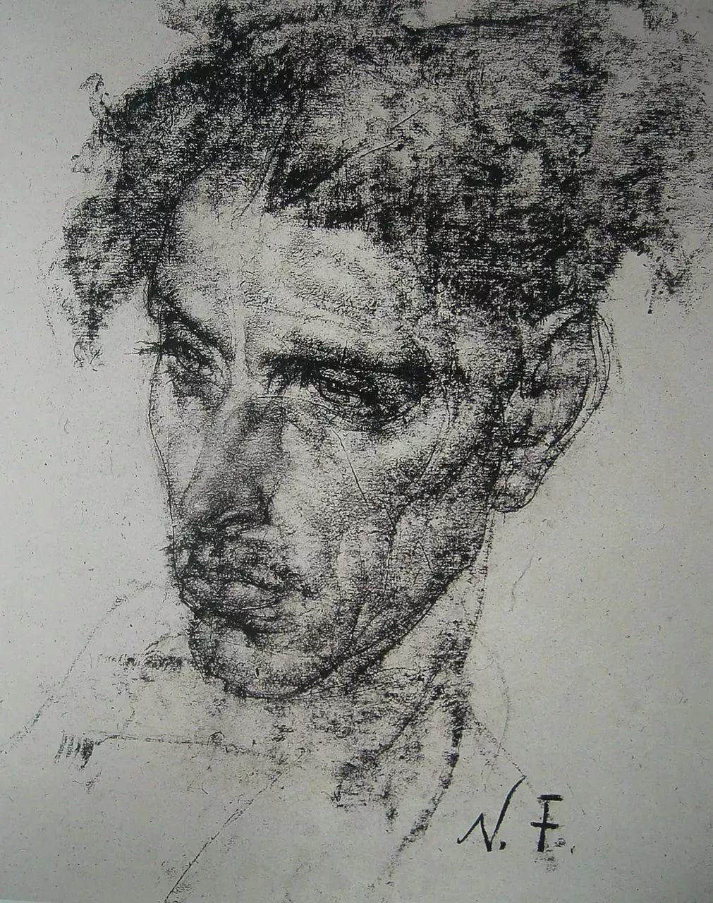 一个身在异国的孤独破壁者——费钦插图241