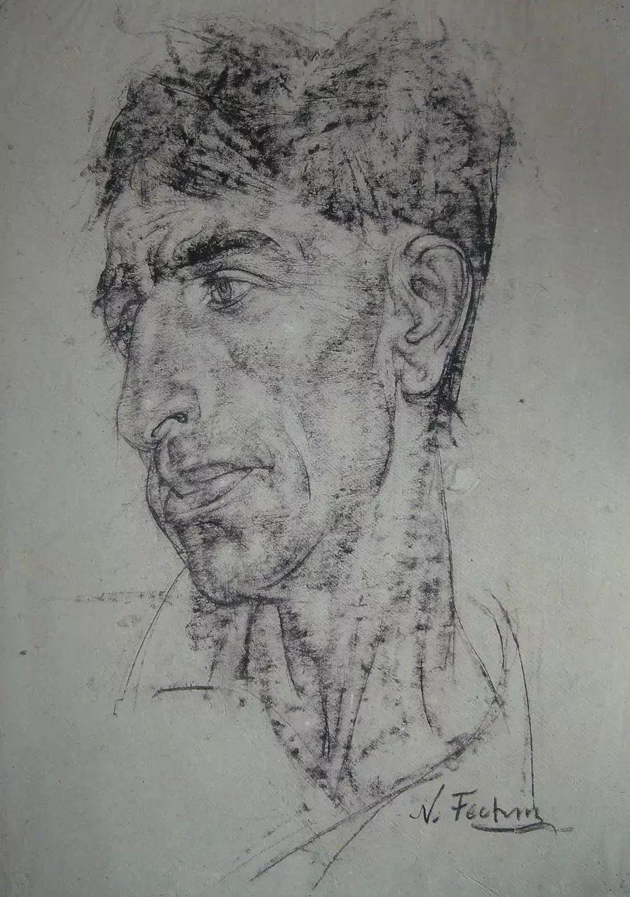 一个身在异国的孤独破壁者——费钦插图243