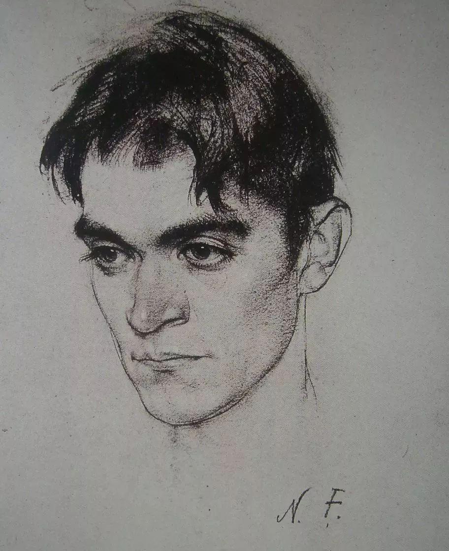 一个身在异国的孤独破壁者——费钦插图263
