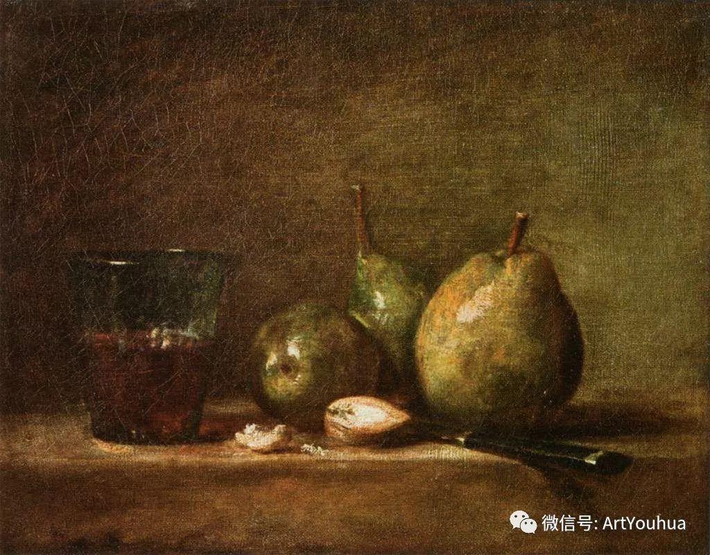 No.30 夏尔丹 | 法国著名静物画大师插图141