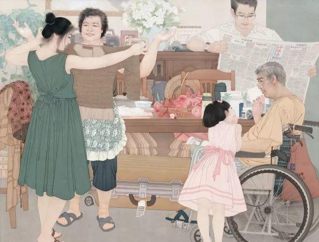 全国美术作品展览最高奖作品欣赏插图3
