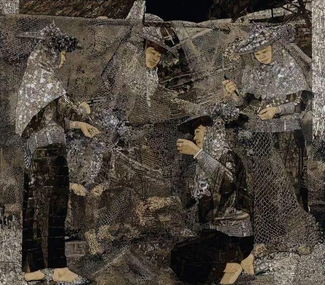 全国美术作品展览最高奖作品欣赏插图13