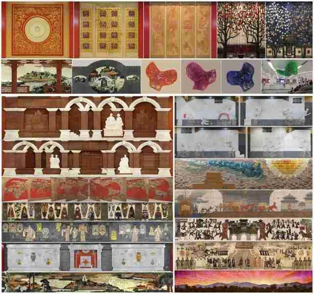 全国美术作品展览最高奖作品欣赏插图25