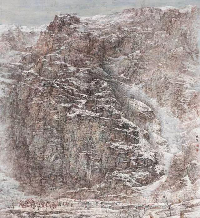 全国美术作品展览最高奖作品欣赏插图47