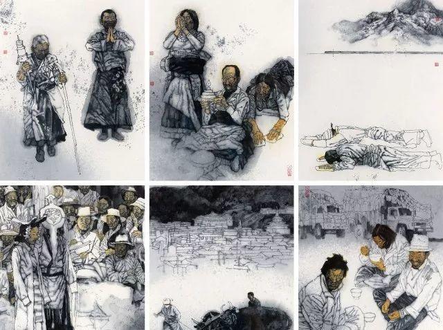 全国美术作品展览最高奖作品欣赏插图61