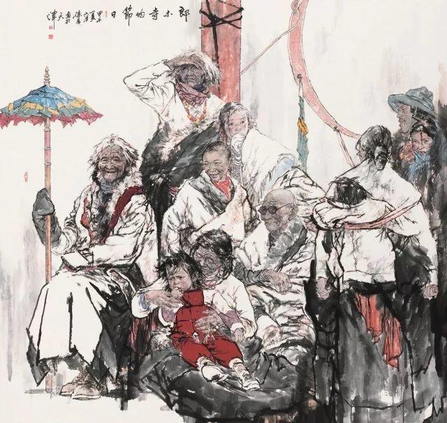 全国美术作品展览最高奖作品欣赏插图79