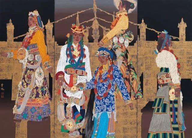 全国美术作品展览最高奖作品欣赏插图103