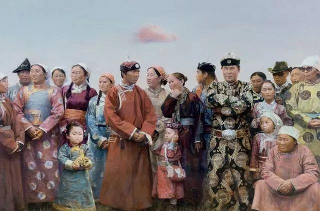 全国美术作品展览最高奖作品欣赏插图109