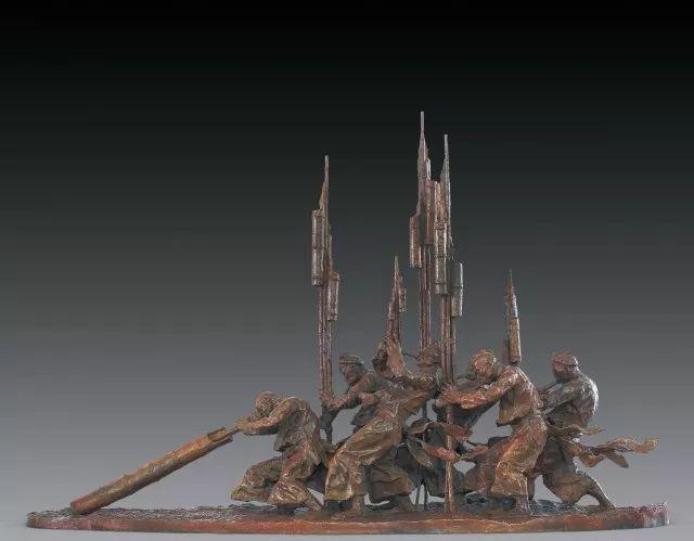 全国美术作品展览最高奖作品欣赏插图130