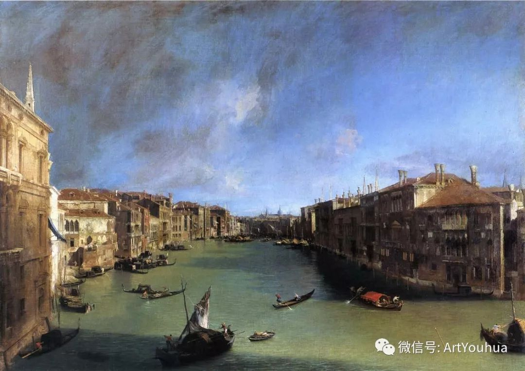 No.29卡纳莱托 | 威尼斯场景画艺术插图1