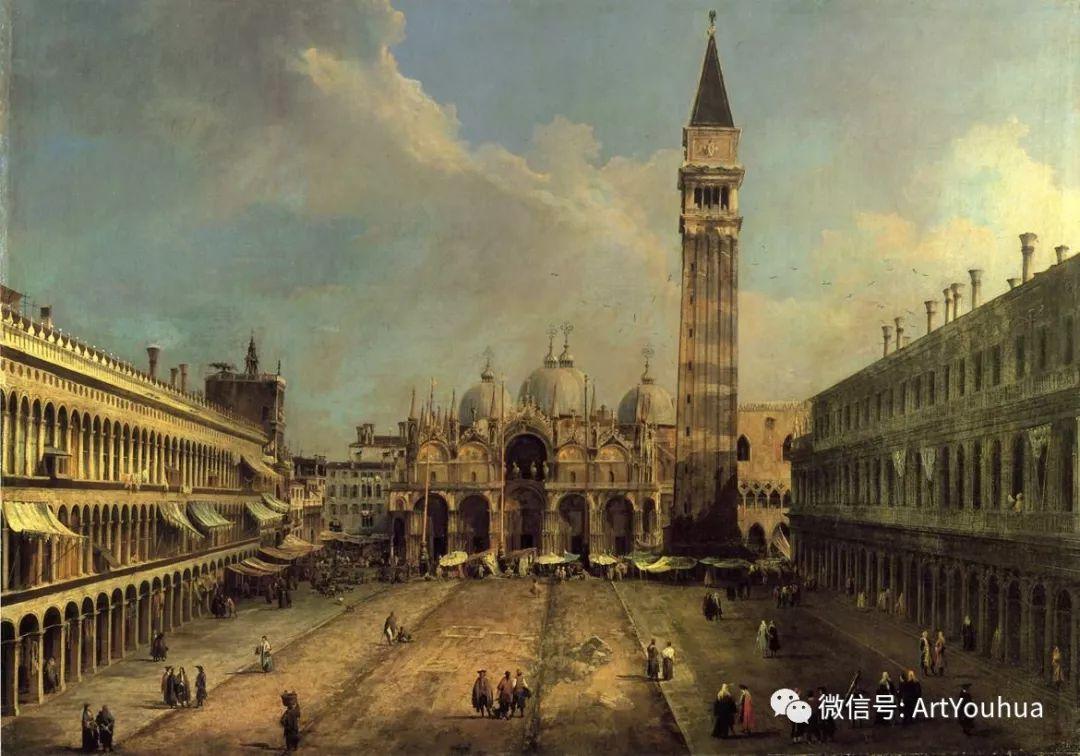 No.29卡纳莱托 | 威尼斯场景画艺术插图3