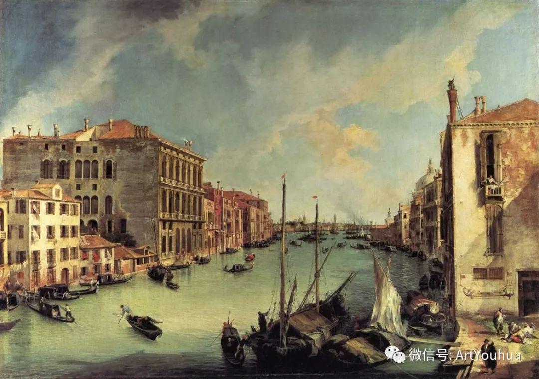 No.29卡纳莱托 | 威尼斯场景画艺术插图4