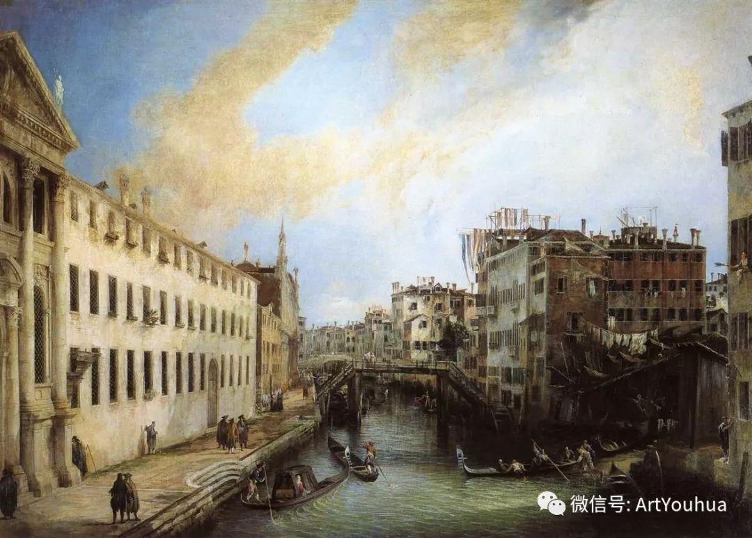 No.29卡纳莱托 | 威尼斯场景画艺术插图6
