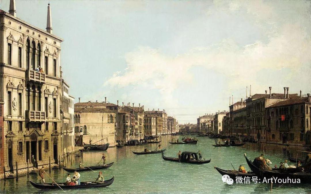 No.29卡纳莱托 | 威尼斯场景画艺术插图8