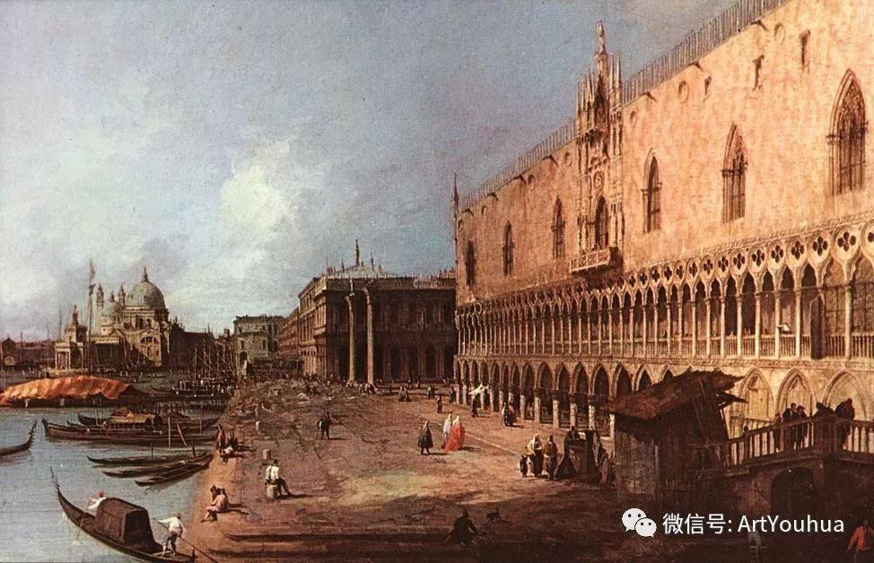 No.29卡纳莱托 | 威尼斯场景画艺术插图9
