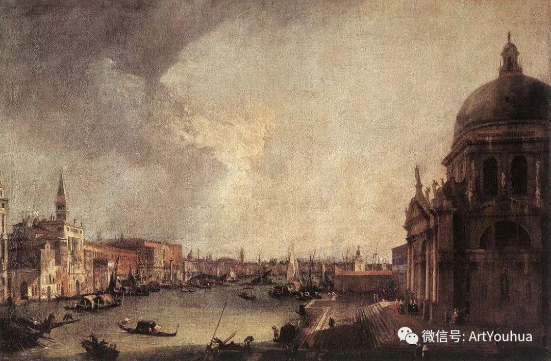 No.29卡纳莱托 | 威尼斯场景画艺术插图10