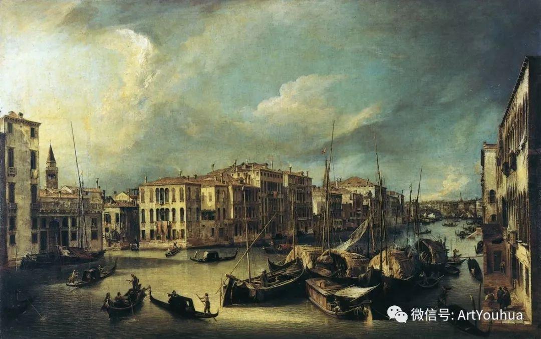 No.29卡纳莱托 | 威尼斯场景画艺术插图11