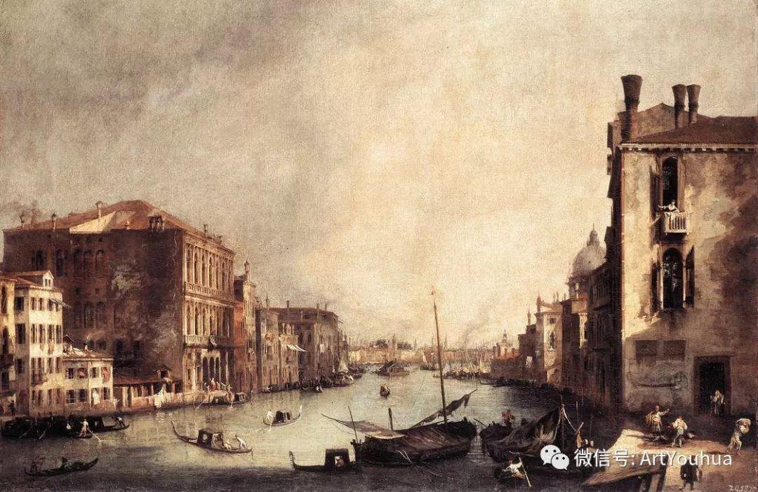 No.29卡纳莱托 | 威尼斯场景画艺术插图13