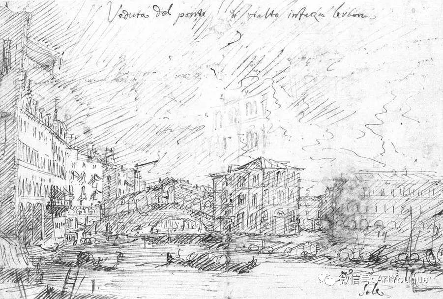 No.29卡纳莱托 | 威尼斯场景画艺术插图15