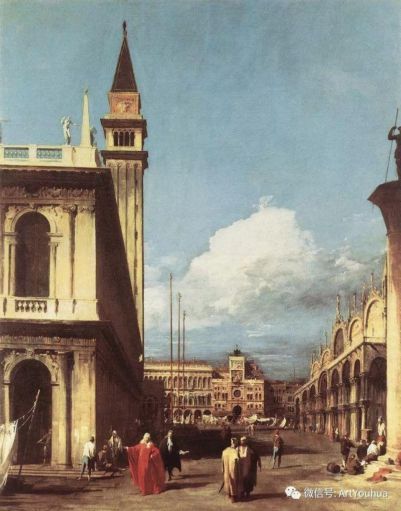 No.29卡纳莱托 | 威尼斯场景画艺术插图29