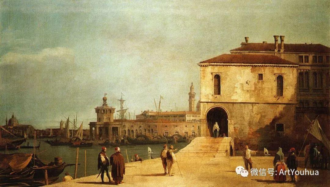 No.29卡纳莱托 | 威尼斯场景画艺术插图38