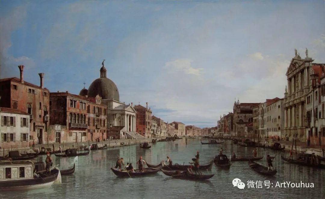 No.29卡纳莱托 | 威尼斯场景画艺术插图80