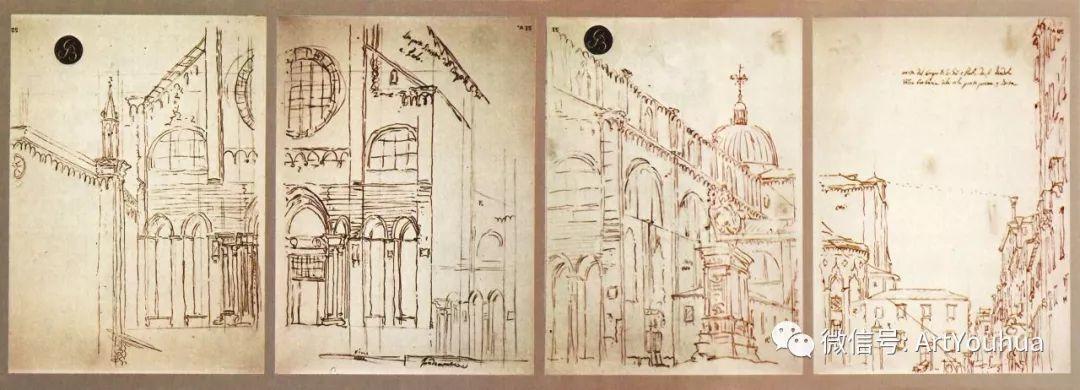 No.29卡纳莱托 | 威尼斯场景画艺术插图82