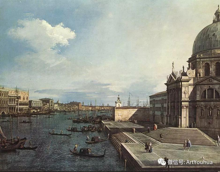 No.29卡纳莱托 | 威尼斯场景画艺术插图89