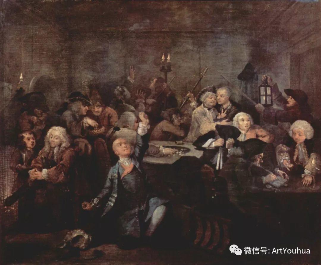"No.28 霍加斯 | 被称为""英国绘画之父""插图57"