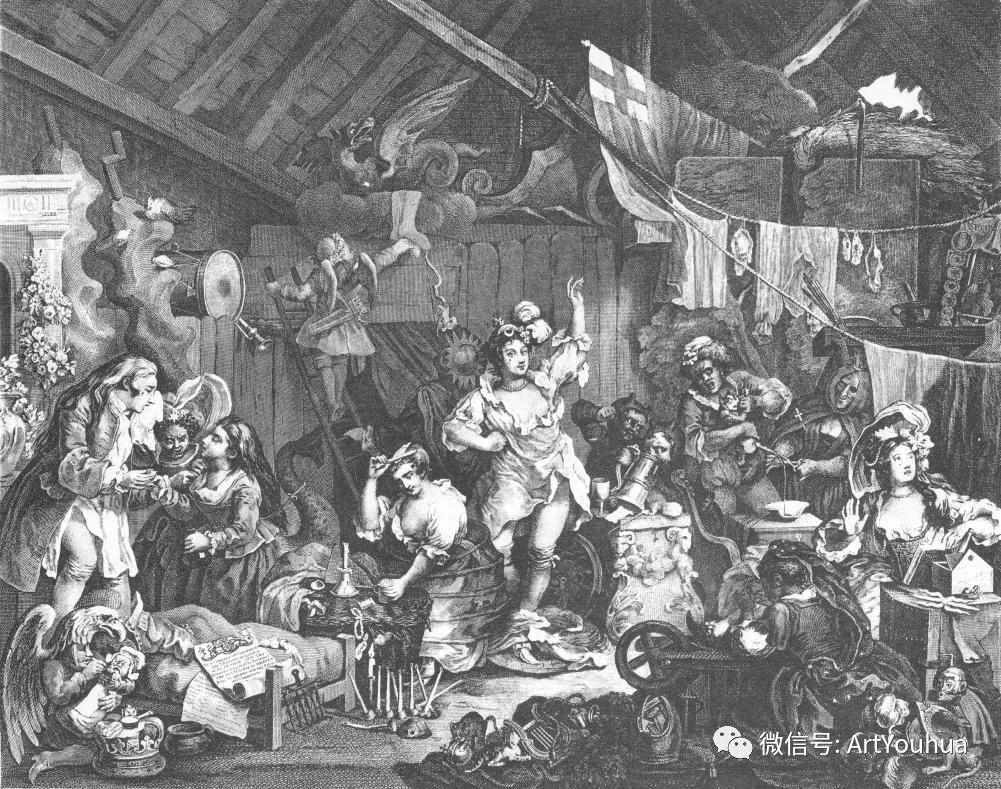 "No.28 霍加斯 | 被称为""英国绘画之父""插图71"