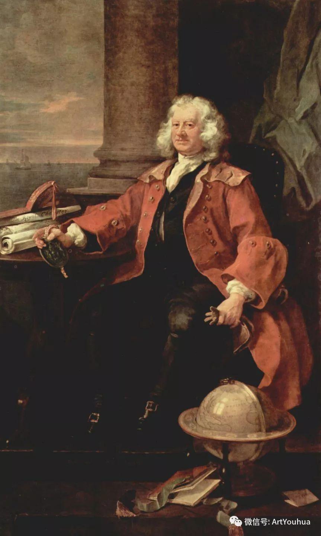 "No.28 霍加斯 | 被称为""英国绘画之父""插图81"