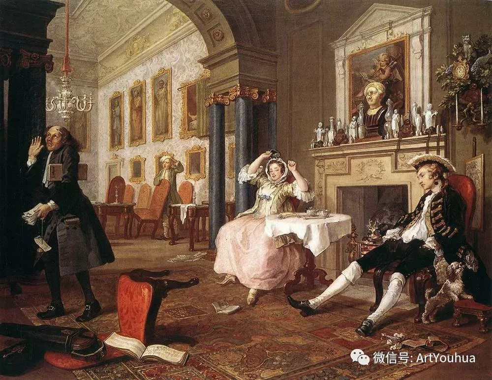 "No.28 霍加斯 | 被称为""英国绘画之父""插图105"