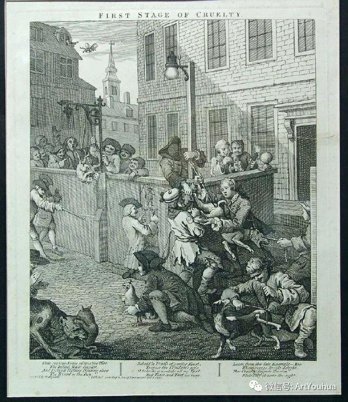 "No.28 霍加斯 | 被称为""英国绘画之父""插图141"