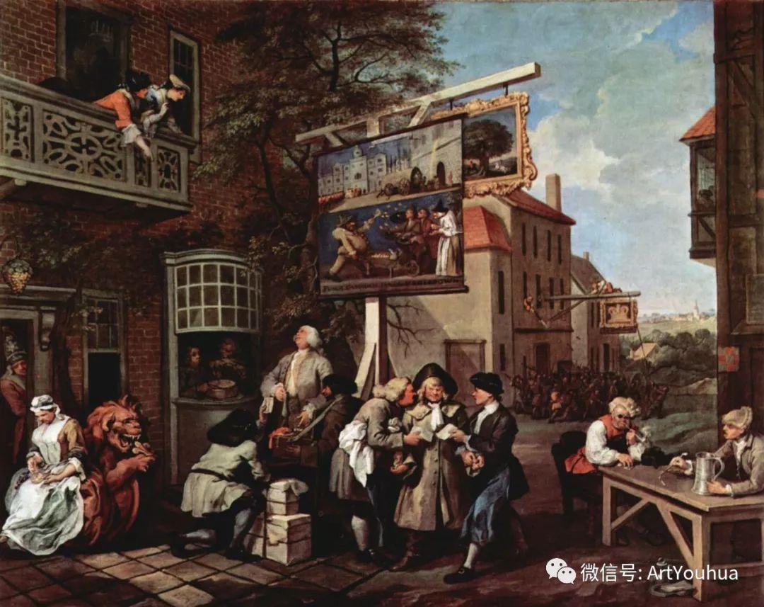 "No.28 霍加斯 | 被称为""英国绘画之父""插图153"