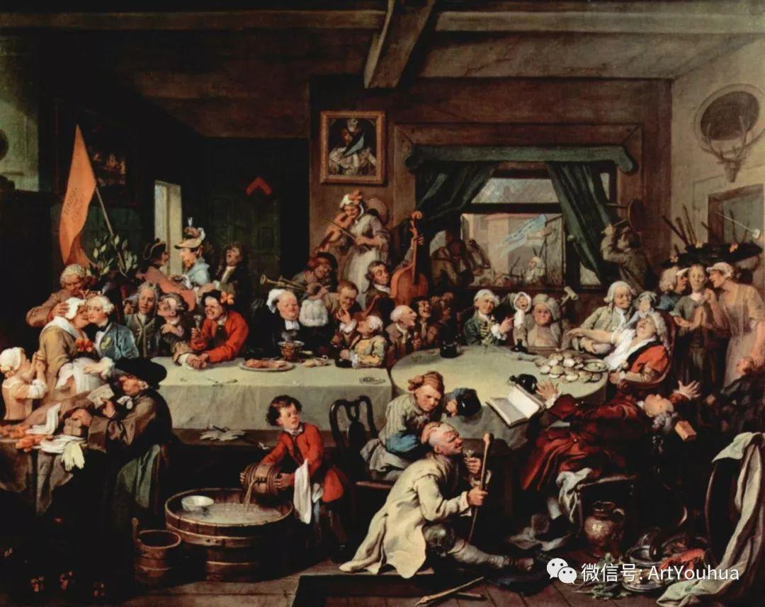 "No.28 霍加斯 | 被称为""英国绘画之父""插图155"