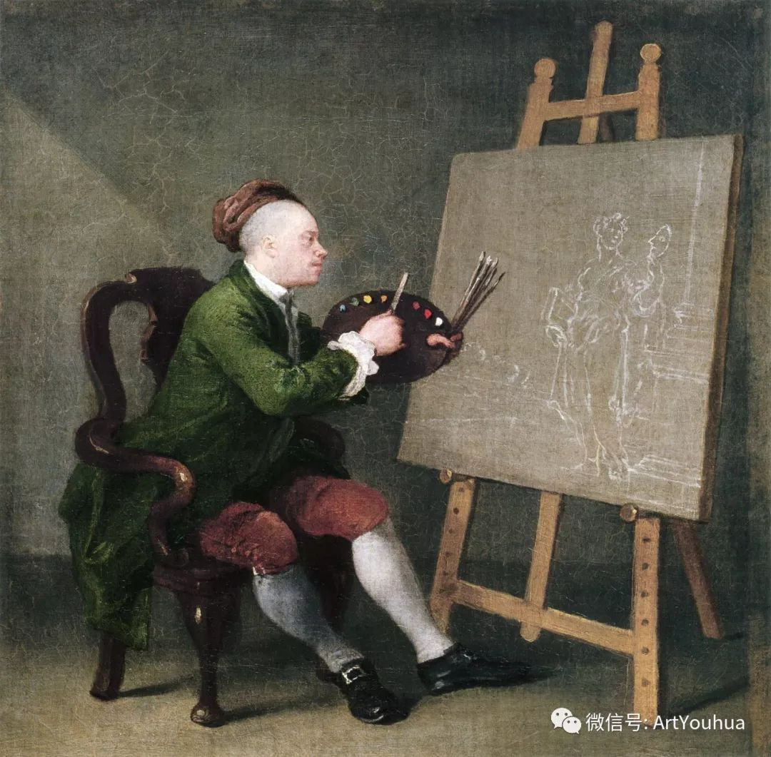 "No.28 霍加斯 | 被称为""英国绘画之父""插图163"