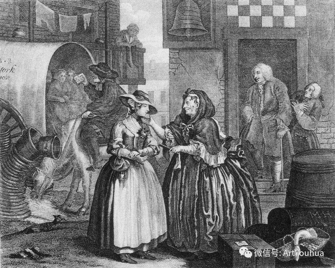 "No.28 霍加斯 | 被称为""英国绘画之父""插图179"