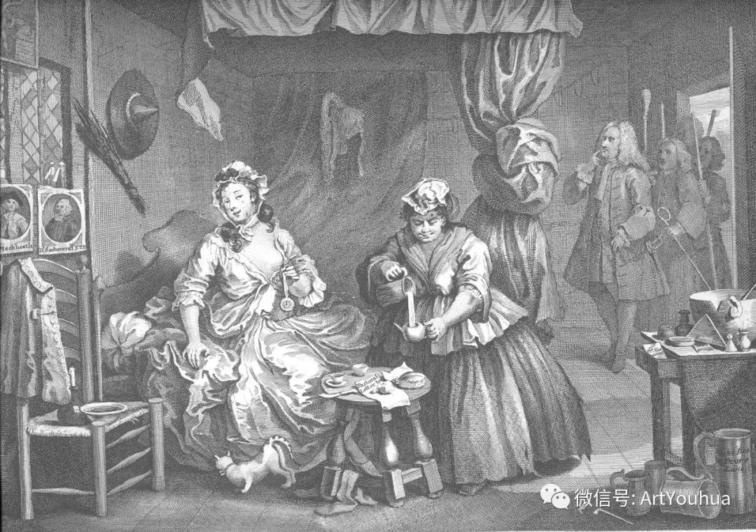 "No.28 霍加斯 | 被称为""英国绘画之父""插图183"