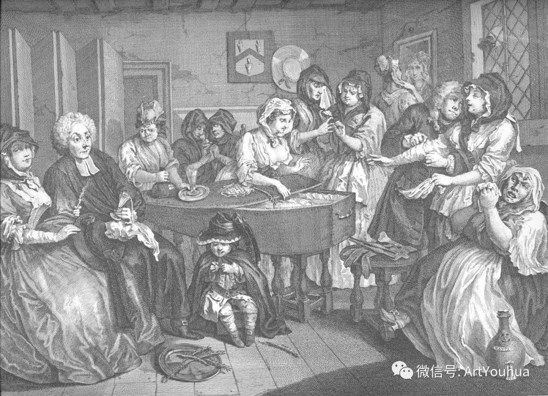 "No.28 霍加斯 | 被称为""英国绘画之父""插图189"