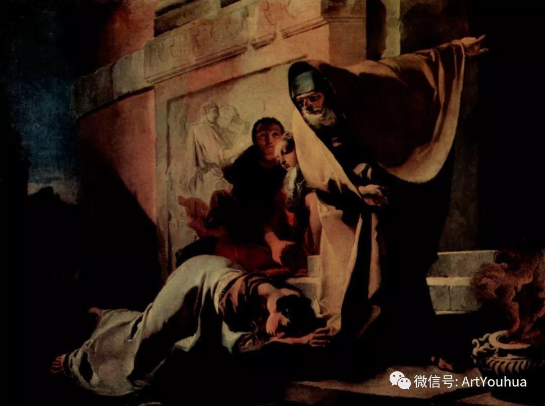 No.27 提埃坡罗 | 最负盛名的壁画名家插图10